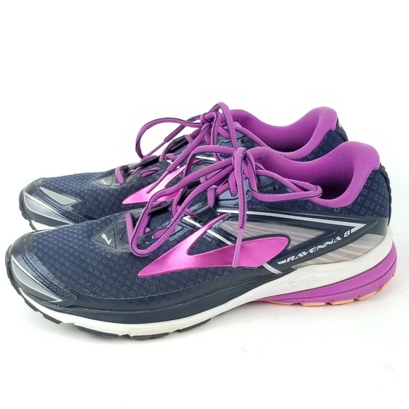 0b566a25817 Brooks Shoes - Brooks Ravenna 8 Running Shoes Sz 10 EH67